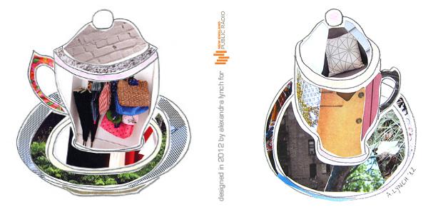 2012 art mug