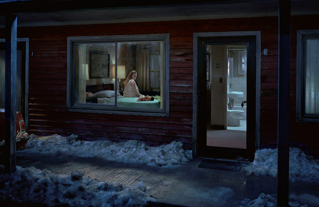 Untitled (Birth), 2006 ®Crewdson