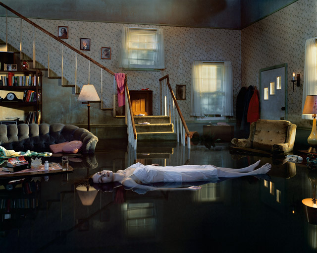 Untitled (Ophelia), 2001 ®Crewdson
